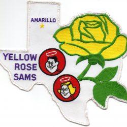 Yellow Rose Sams